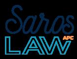 color logo Saros Law